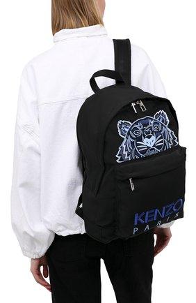 Женский рюкзак kampus KENZO черного цвета, арт. FA65SF300F20   Фото 2