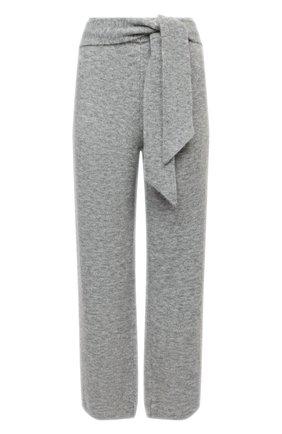 Женские брюки NANUSHKA серого цвета, арт. NEA_HEATHER GREY_FLUFFY KNIT | Фото 1