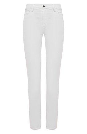 Женские джинсы KITON белого цвета, арт. DJ51101/X08T51 | Фото 1