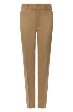 Женские брюки POLO RALPH LAUREN бежевого цвета, арт. 211752934 | Фото 1