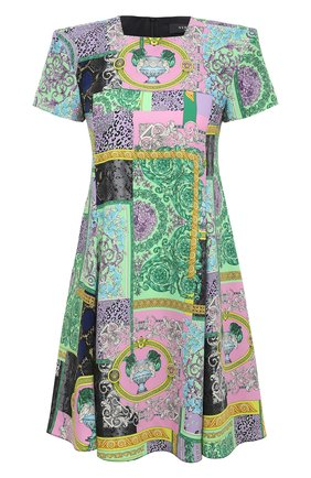 Женское платье VERSACE разноцветного цвета, арт. A88370/1F00518 | Фото 1
