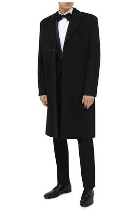 Мужские кожаные дерби BARRETT черного цвета, арт. 211U019.1/ASK0T | Фото 2