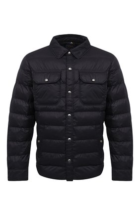 Мужская утепленная куртка POLO RALPH LAUREN черного цвета, арт. 710810901 | Фото 1