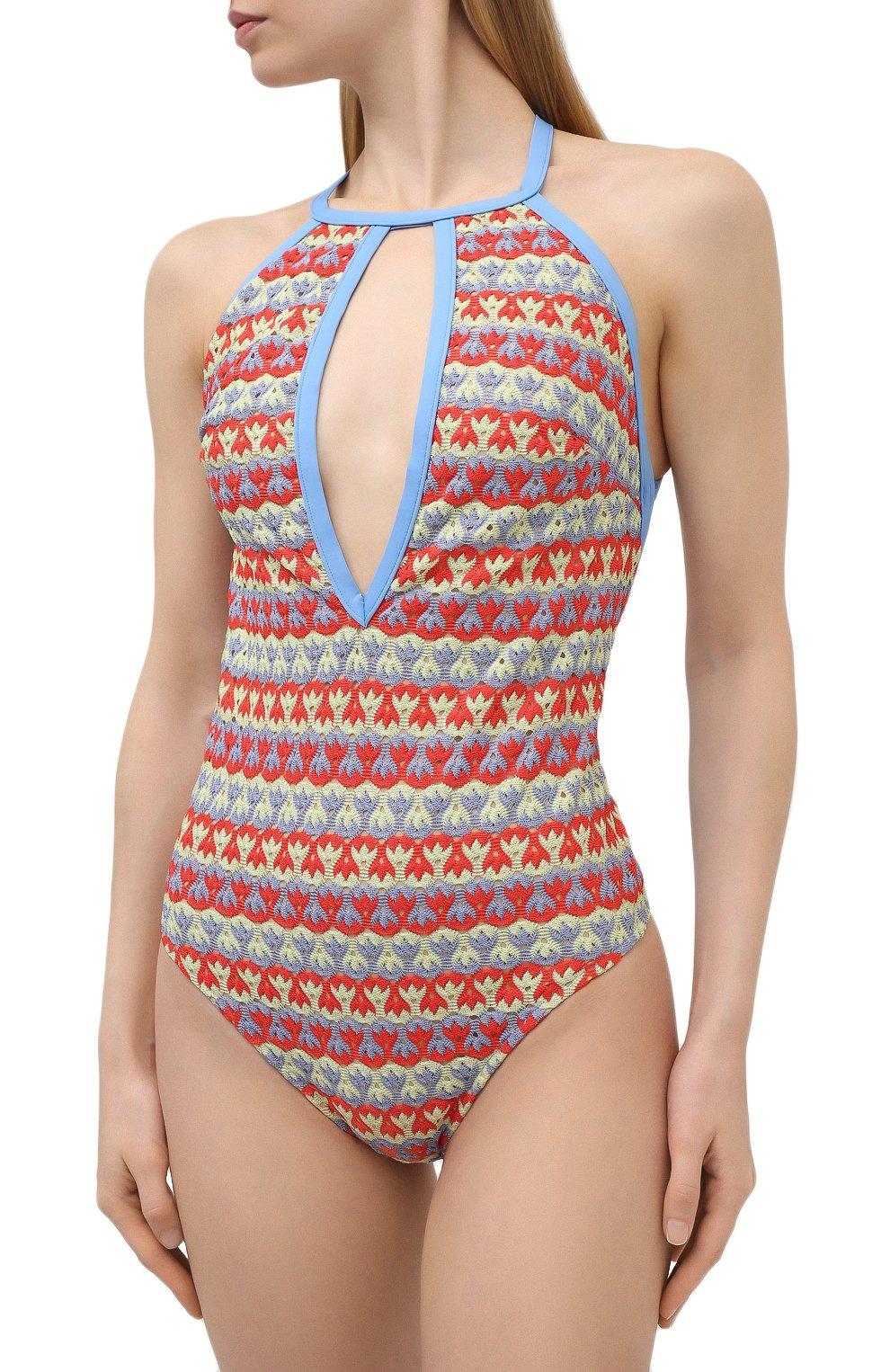 Женский слитный купальник ANDRES SARDA разноцветного цвета, арт. 3408737 | Фото 2