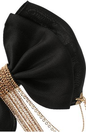 Женская бант PANFIL черного цвета, арт. Бант BlBG3   Фото 3