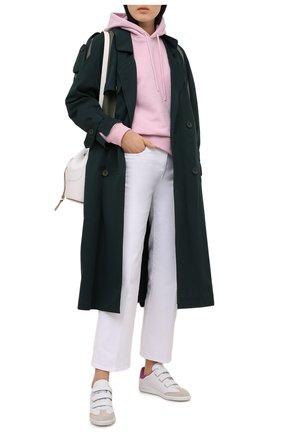 Женские кожаные кеды beth ISABEL MARANT белого цвета, арт. BETH/BK0031-21P041S | Фото 2