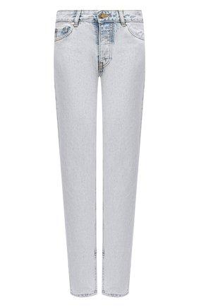 Женские джинсы GANNI голубого цвета, арт. F5474 | Фото 1