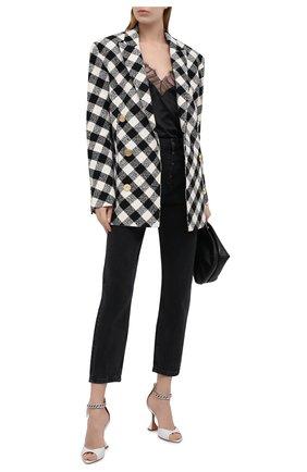 Женские джинсы KSUBI черного цвета, арт. 5000005241 | Фото 2