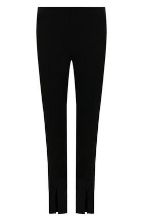 Женские леггинсы THEORY черного цвета, арт. K1127217   Фото 1