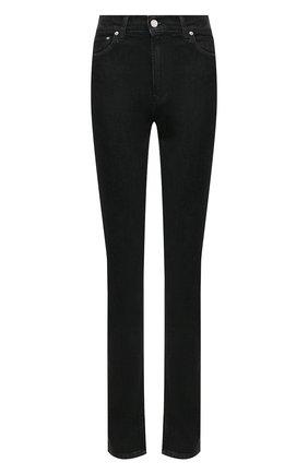 Женские джинсы HELMUT LANG черного цвета, арт. K10DW201 | Фото 1