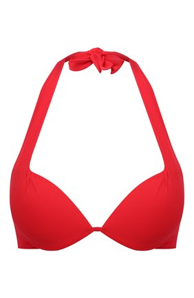 Женский бра с плотной чашкой RITRATTI MILANO красного цвета, арт. 71980 | Фото 1