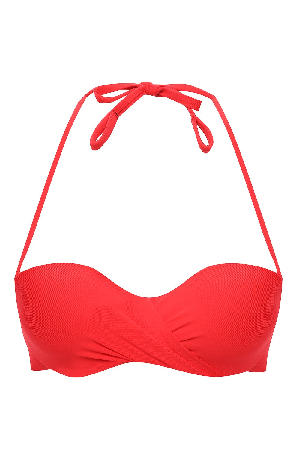 Женский бра-бандо RITRATTI MILANO красного цвета, арт. 71981 | Фото 1