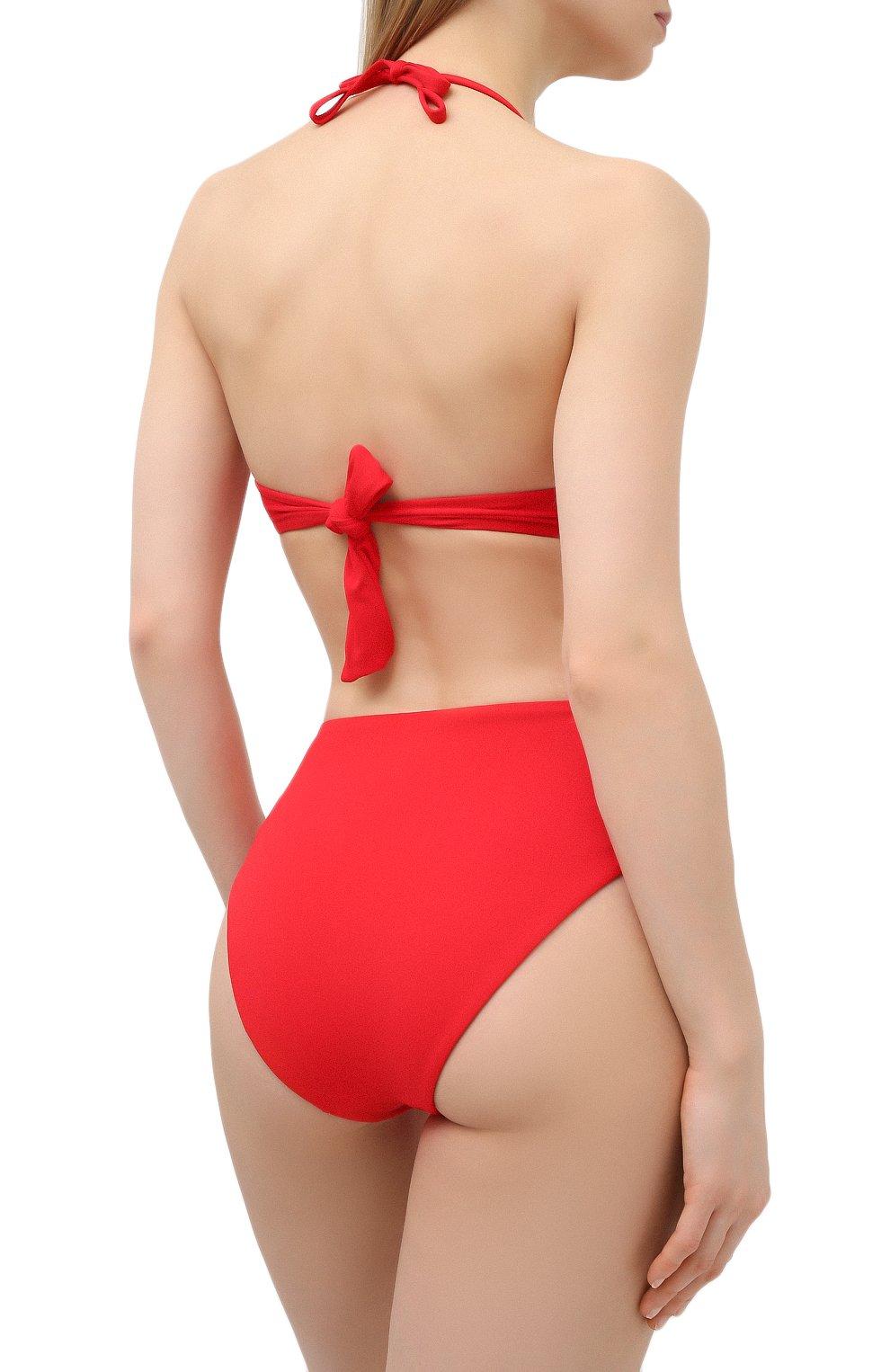 Женский бра-бандо RITRATTI MILANO красного цвета, арт. 71981 | Фото 3