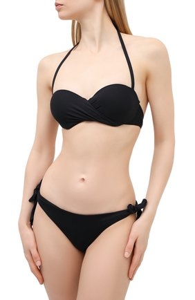 Женский плавки-бикини RITRATTI MILANO черного цвета, арт. 71987 | Фото 2