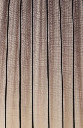 Женская юбка PROENZA SCHOULER WHITE LABEL кремвого цвета, арт. WL2115040-BY193   Фото 5 (Женское Кросс-КТ: юбка-плиссе; Материал внешний: Синтетический материал; Длина Ж (юбки, платья, шорты): Миди)
