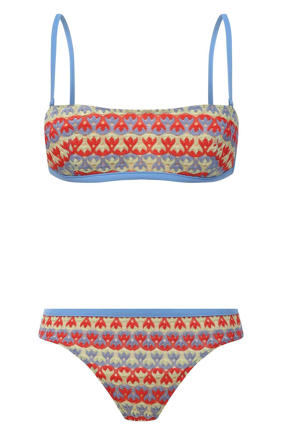 Женский раздельный купальник ANDRES SARDA разноцветного цвета, арт. 3408718-3408750 | Фото 1