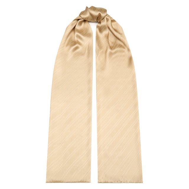 Шелковый шарф Givenchy