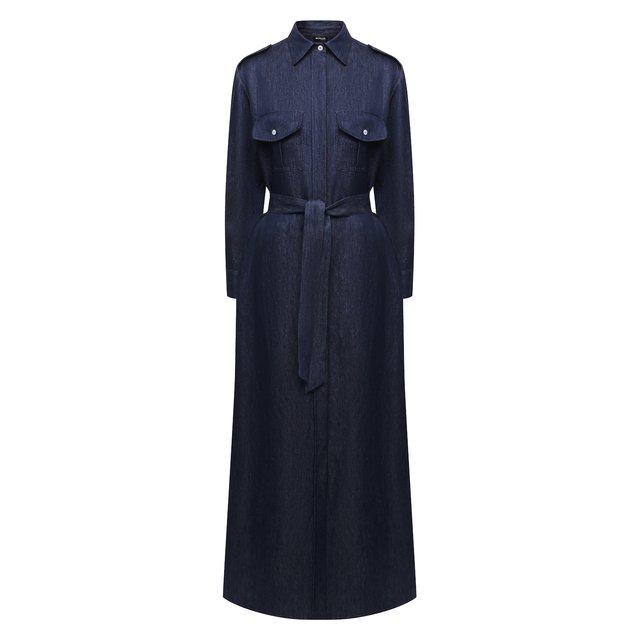 Льняное платье Kiton