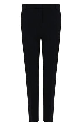 Женские брюки THEORY темно-синего цвета, арт. J0709220 | Фото 1