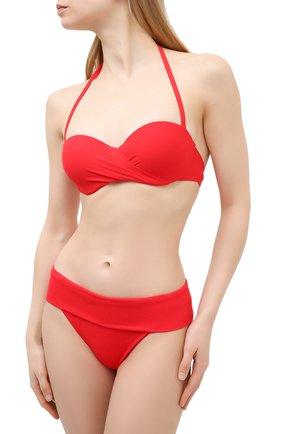 Женский плавки-бикини RITRATTI MILANO красного цвета, арт. 71990 | Фото 2