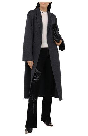 Женские джинсы RALPH LAUREN черного цвета, арт. 290822638   Фото 2