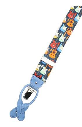 Мужские хлопковые подтяжки ALBERT THURSTON разноцветного цвета, арт. 20/SHIRTING   Фото 3 (Материал: Текстиль, Хлопок)