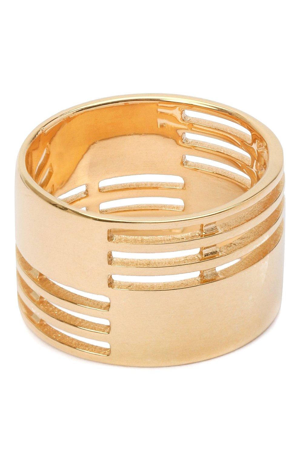 Женское кольцо JEWLIA золотого цвета, арт. 0124.JR-82 | Фото 1 (Материал: Золото)