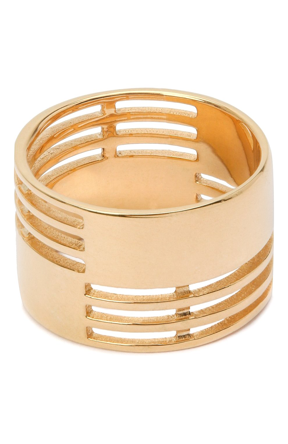 Женское кольцо JEWLIA золотого цвета, арт. 0124.JR-82 | Фото 2 (Материал: Золото)