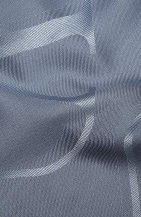 Женская шаль  VALENTINO голубого цвета, арт. VW2EB104/AJB   Фото 2
