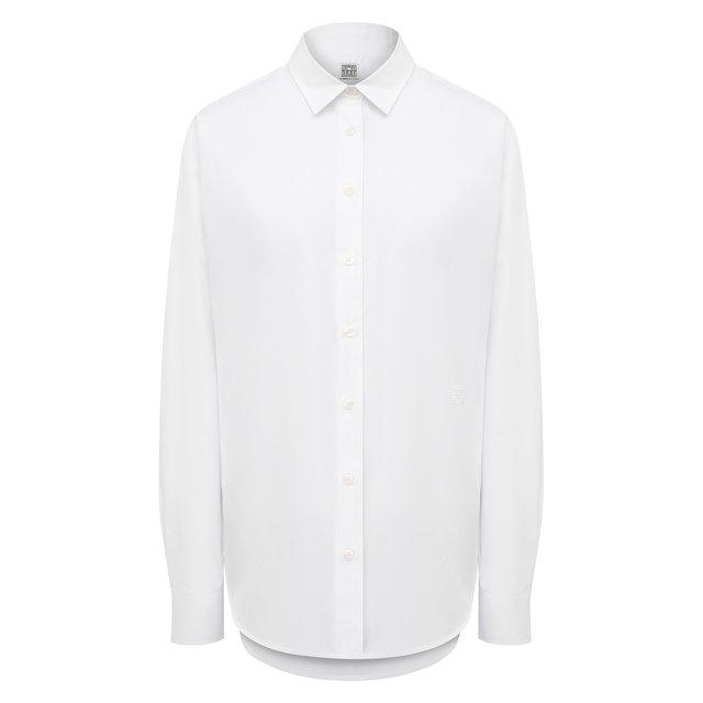 Хлопковая рубашка Totême