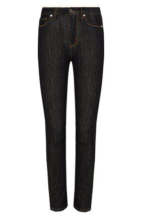 Женские джинсы KITON синего цвета, арт. DJ50101/X04T60 | Фото 1