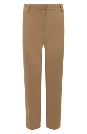 Женские брюки THEORY бежевого цвета, арт. J0709220 | Фото 1