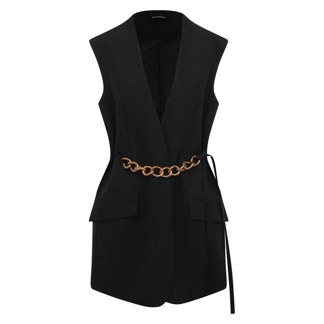 Шерстяной жилет Givenchy