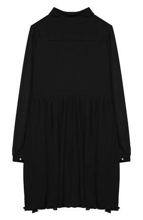 Детское платье ALETTA черного цвета, арт. AE21548/9A-16A | Фото 2