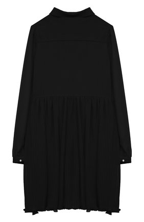 Детское платье ALETTA черного цвета, арт. AE21548/4A-8A | Фото 2