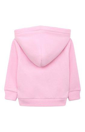 Детский комплект из толстовки и брюк POLO RALPH LAUREN розового цвета, арт. 310833730   Фото 3