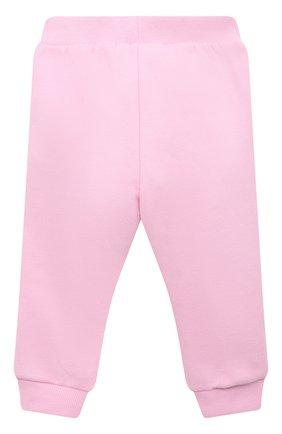 Детский комплект из толстовки и брюк POLO RALPH LAUREN розового цвета, арт. 310833730   Фото 5