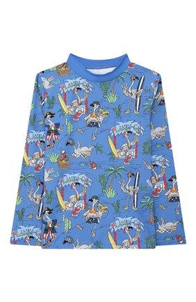 Детские комплект для плавания STELLA MCCARTNEY синего цвета, арт. 602343/SQK06 | Фото 2