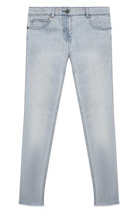Детские джинсы STELLA MCCARTNEY светло-голубого цвета, арт. 602749/SQKE6 | Фото 1