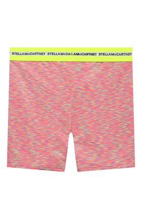 Детские шорты STELLA MCCARTNEY розового цвета, арт. 602614/SQK55 | Фото 2
