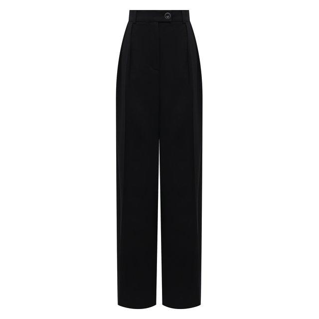 Шерстяные брюки Lesyanebo