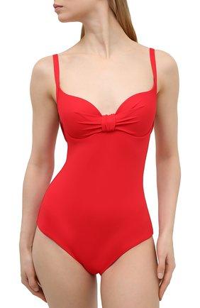 Женский слитный купальник RITRATTI MILANO красного цвета, арт. 71992 | Фото 2