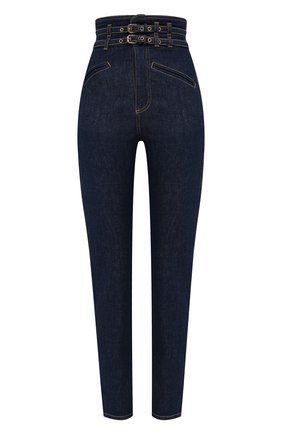 Женские джинсы PHILOSOPHY DI LORENZO SERAFINI синего цвета, арт. A0308/730 | Фото 1