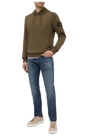Мужские джинсы RRL синего цвета, арт. 782504838 | Фото 2