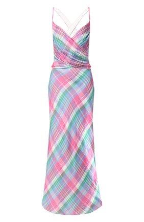 Женское платье RALPH LAUREN разноцветного цвета, арт. 290798052   Фото 1