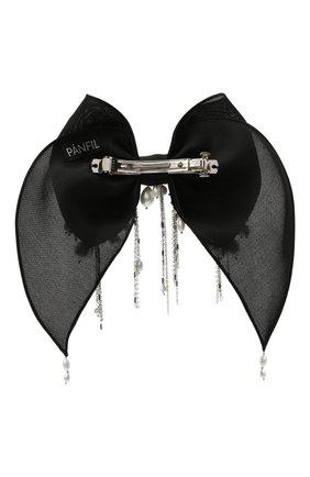 Женская бант PANFIL черного цвета, арт. Бант BlprlX3 | Фото 2
