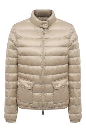 Женский пуховая куртка MONCLER бежевого цвета, арт. G1-093-1A101-00-53048 | Фото 1