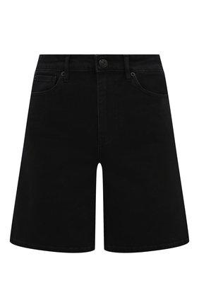 Женские джинсовые шорты 3X1 черного цвета, арт. WS0111092/DARK BLACK | Фото 1
