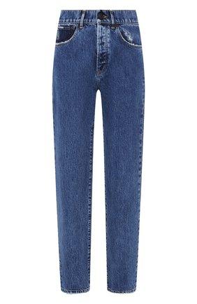 Женские джинсы 3X1 синего цвета, арт. WP0370866/RIVER BLUE | Фото 1