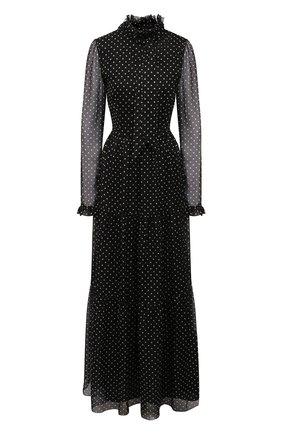 Женское платье PHILOSOPHY DI LORENZO SERAFINI черного цвета, арт. V0433/739 | Фото 1